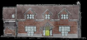 Mistletoe Cottage Sketch