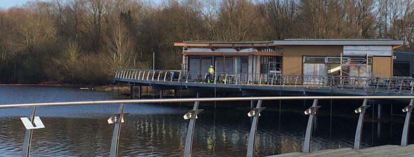 Rushden Lakes Boat House