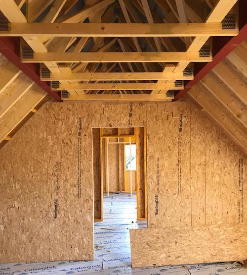 Mistletoe Cottage Interior