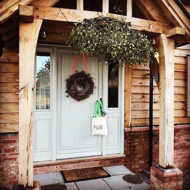 Mistletoe House Christmas 1